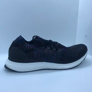 👀 Ultraboost uncaged Cote black active red blue